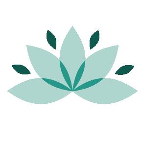 lotus flower from logo